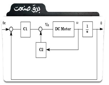 طراحی کنترلر موتور DC